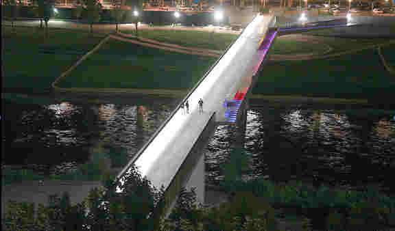 Lleido bridge