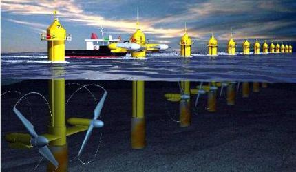 Strangford tidal power