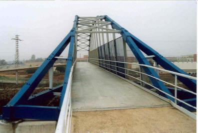 Lleida bridge